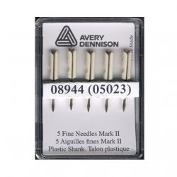 SINGLE OR PACK OF 4 Avery Dennison Microstitch Tool Replacement Needles