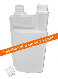 Dosierflasche 2-Kammersystem, 1L, Dosierkammer