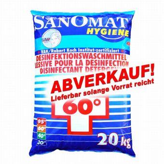 RÖSCH SANOMAT HYGIENE, Desinfektionswaschmittel,