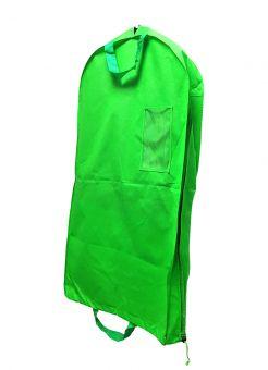 Kleider-Transportsack, grün, Tasche für Arbeits-