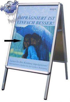 Plakatständer-Ersatzscheibe für regenfesten