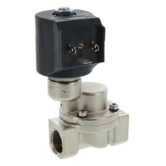 "CEME Magnetventil 9004, 1/2"",ø 12 mm, 10 bar (AC)"