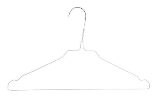 Drahtbügel RAINBOW / HJS, 2,3 mm, weiß