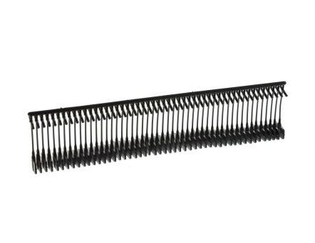 Heftfädchen DENNISON, Nylon, Stand. schwarz, 15 mm