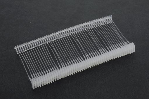 Heftfädchen DENNISON, PP, Standard, weiß, 40 mm