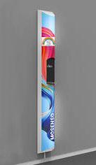 Desinfektions-Stele MOSENSO® Wandmodell mit LED