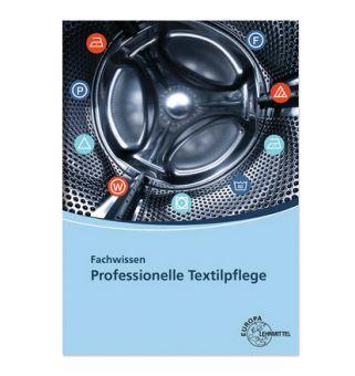 """Buch """"Fachwissen Professionelle Textilpflege"""""""