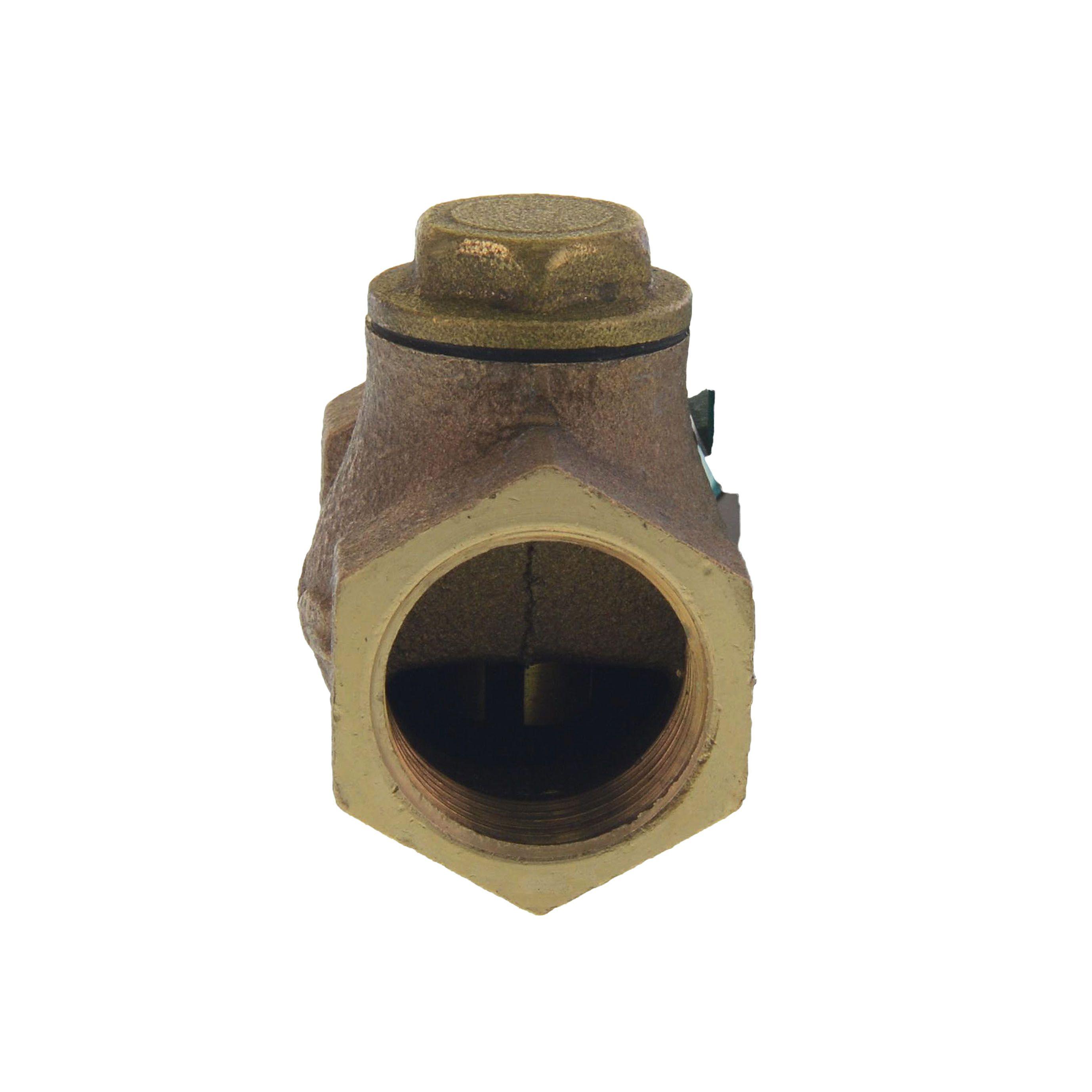 R Ckschlagventil 3 4 X 3 4 Ixi F R Dampf Hans Joachim